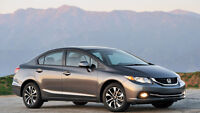 2013 Honda Civic SE Sedan