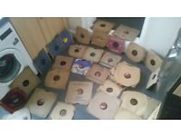 old old records 54 in total see pics