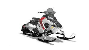 2017 Polaris 800 SWITCHBACK PROSES WHITE / 44$/sem garantie 2 a