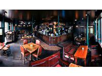 GASTRO PUB - GM - 'FOODIE' NEEDED - POSSIBLE LIVE IN - SE1 7PZ