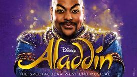 Theatre Trips Kent - Aladdin