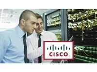 Free (fully funded by SAAS) Cisco Network Associate Course at Glasgow. Part-time, tutor-led course.