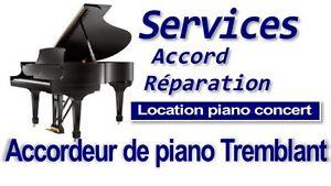 Accordeur de piano spécialiste en piano mécanique depuis 1930