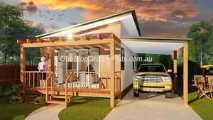 The WATTLE GRANNY FLAT - 2 Bdm BRISBANE Granny Flats Brisbane City Brisbane North West Preview