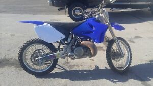 2013 Yamaha YZ250 2 stroke