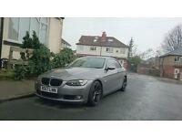 COUPE BMW 330 D red leather