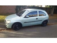VAUXHALL CORSA 1.2 PETROL..... BARGAIN AT ONLY £295