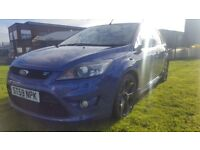 59 FORD FOCUS 1.8 TDCI 5DR *FULL ST 2.5 ENGINE CONVERSION DONE EVERYTHING NOW ST RS NOT DIESEL* PX
