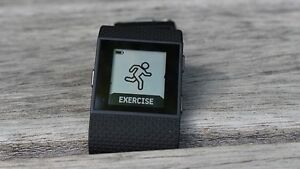Fitbit Surge GPS Heart rate Monitor