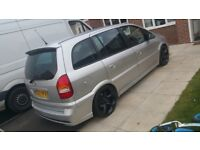 Zafira gsi 7 seater for swapz or sale