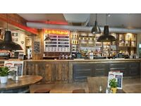 Deputy manager for a new Restaurant/bar in Tonbridge