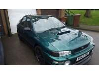 SUBARU IMPREZA TURBO 253 BHP (NO TEXTS)