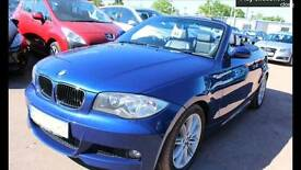 BMW 120d convertible 177bhp !!!!!REDUCED!!!