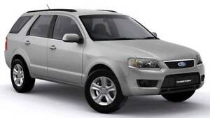 Wanted To Buy - Ford Territory Whyalla Whyalla Area Preview