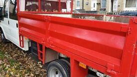 ford transit crew cab tipper for your best 4x4 offered