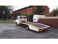 Iveco ford daily recovery truck 2.5 turbo diesel 115k 5 speed manual very long bed 18 foot