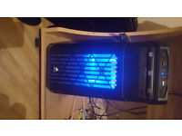 2 items .i5 750 2.67ghz pc and a xbox one 500gb swap for better spec pc i7 etc will not split
