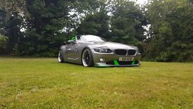 BMW Z4 2.5 Stunning modified example