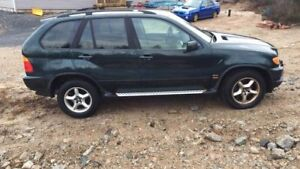 BMW X5 3.0 awd no rust for sale or trade