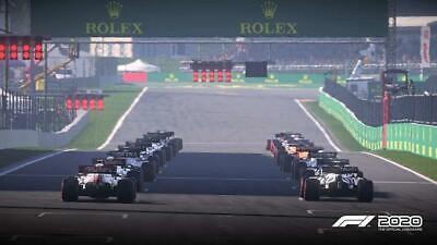 F1 2020 STANDARD EDITION PS4 ITALIANO GIOCO PLAY STATION 4 FORMULA UNO 20 NUOVO