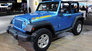 Looking for Jeep Wrangler 2 Door with A/C