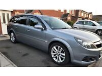 2007 mint vauxhall vectra sri 140 estate low miles 2 owners full history well looked after