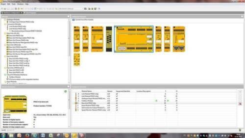 Pilz PNOZmulti Configurator v10.12 Software Safety Circuit Configuration Tool