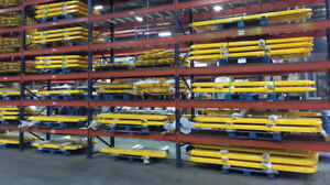 Fork extensions, forks for forklift, dock boards, dock plate, pa