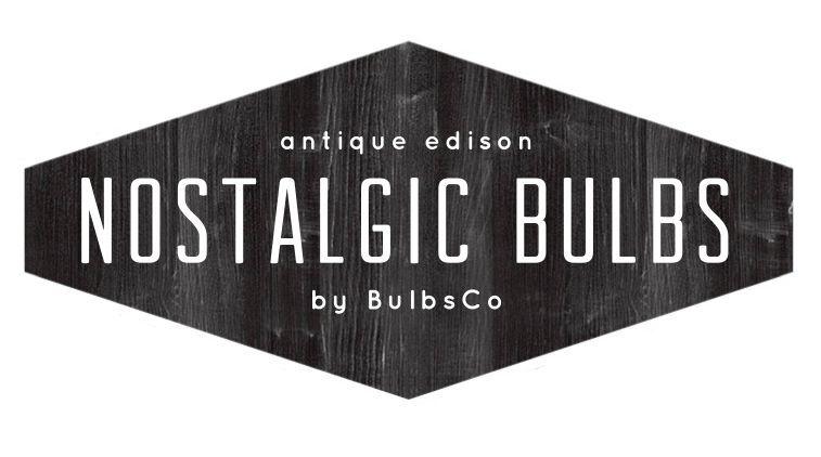 Edison Nostalgic Bulbs