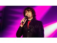 Sonu Nigam Concert Tickets - The Best Seats in The O2 Arena