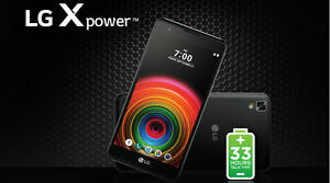 "*$170Firm*UNLOCKED LG X-Power 5.3""Brand New-Sealed Unopened Box"