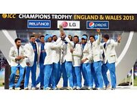 4 x ICC FINAL TICKETS (GOLD CATEGORY!!) @ The Oval on Sun 18 Jun