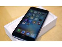 Apple iPhones 6s unlocked new but open black unwanted gift offer