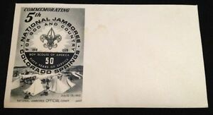 1960-BSA-National-Jamboree-Cover-50th-Anniversary-Boy-Scouts-of-America
