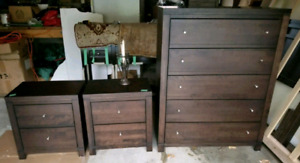 Bedroom furniture.  Excellent condition REDUCED!!