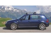 Golf 4 GTI 150BHP - 1.8 petrol Navy - FOR SALE - £1500