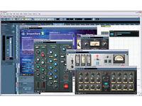 VARIOUS MUSIC/AUDIO PLUG-INS for MAC-PC