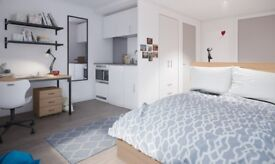 Premium studio student accommodation in city centre for summer letting