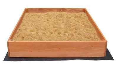 Wooden kids sandpit, Square, picnic, sand, table,outdoor, garden, children's toy