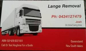 Langes Removals STATEWIDE/INTERSTATE Brisbane City Brisbane North West Preview