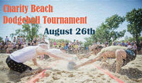 COED Charity Beach Dodgeball Tournament