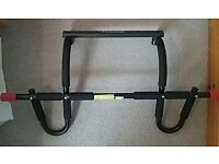 Maximuscle multi gym pull up bar