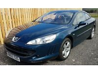PEUGEOT 407 - CARDS ACCEPTED