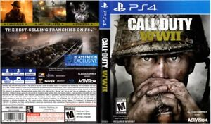 Selling Call of Duty WW2 sealed for best offer.