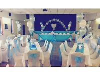 Event Items for Hire ~ Wedding and Events Services ~Venue Dressing