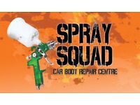 All auto body repairs and spray paint services from £25 Scuffs Scratches Dents Removal in Dudley