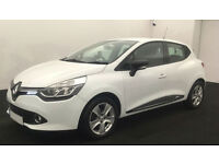 Renault Clio FROM £41 PER WEEK!
