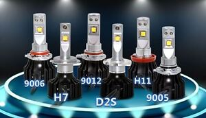 BRIGHTEST LED CANBUS Car Headlight Fog CREE HIGH QUALITY $10 OFF
