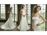Wedding dress sincerity