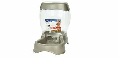 Auto Pet Feeder for Dogs Cats Food Dispenser Automatically Refills  6 Pounds New